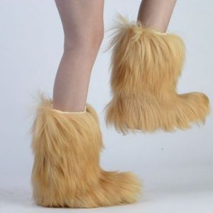 Blondo fur boots